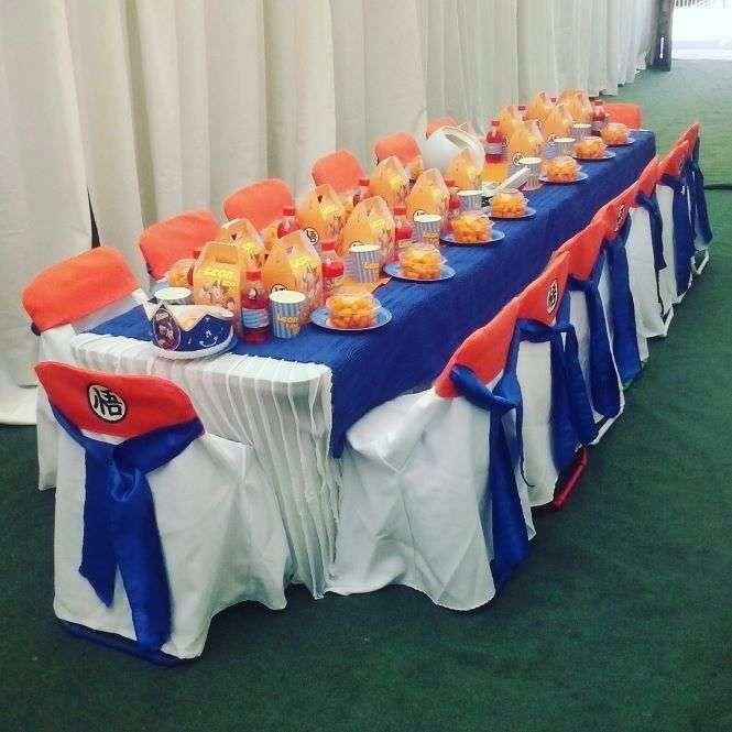 Goku, Dragon Ball Birthday Party Ideas | Photo 3 of 7