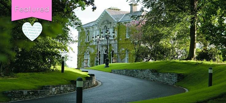 NearlyWeds.ie - Featured Kilkenny Wedding Venue - Lyrath Estate Hotel