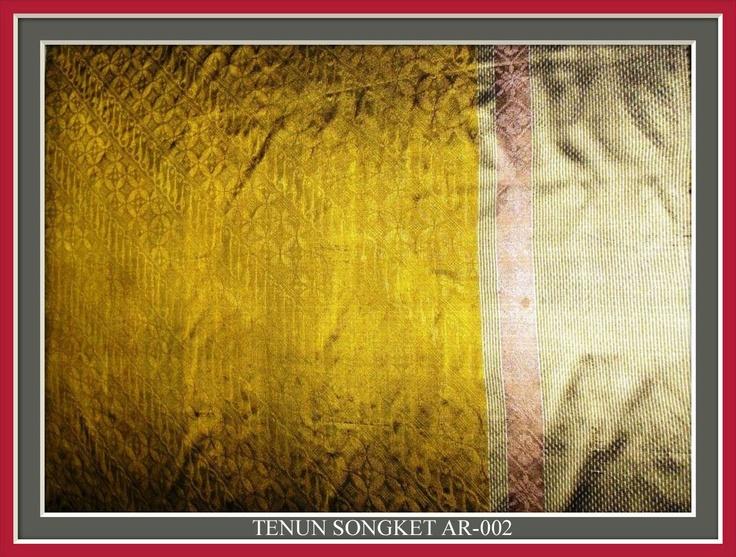 Tenun Songket
