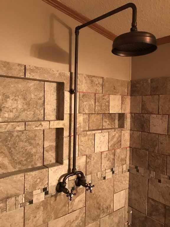 Image Thumbnail Rainfall Shower Head Wall Wash Lighting Shower