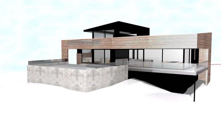 Enebolig - Kleivveien 7, Husøytoppen | Vårdal Arkitekter AS