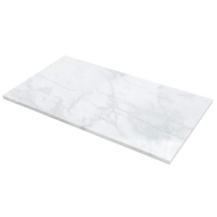 Loft byrå toppskiva, vit marmor i gruppen Möbler / Tillbehör möbler / Övrigt hos RUM21.se (1022795)