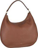 Joop Handtasche / Beuteltasche Aja Nature Grain Hobo Small Tasche