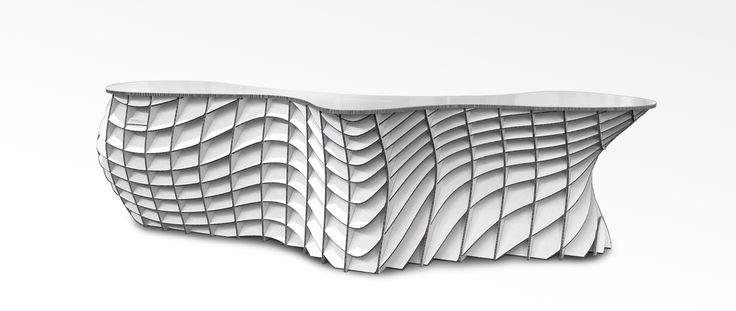 Cardboard Furniture, Möbel aus Pappe, Wellpappe, Ecodesign, Ökomöbel, Möbel, Nordwerk Design Maximilian Hansen 02