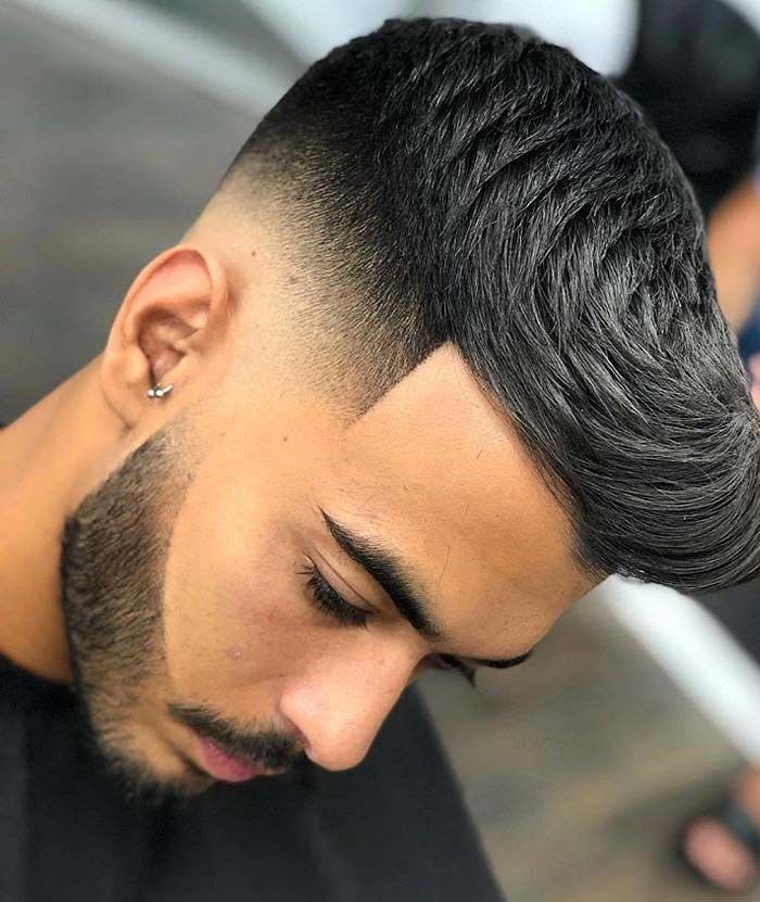 Beautiful Beard With Excellent Men S Hairstyles 2019 With Images