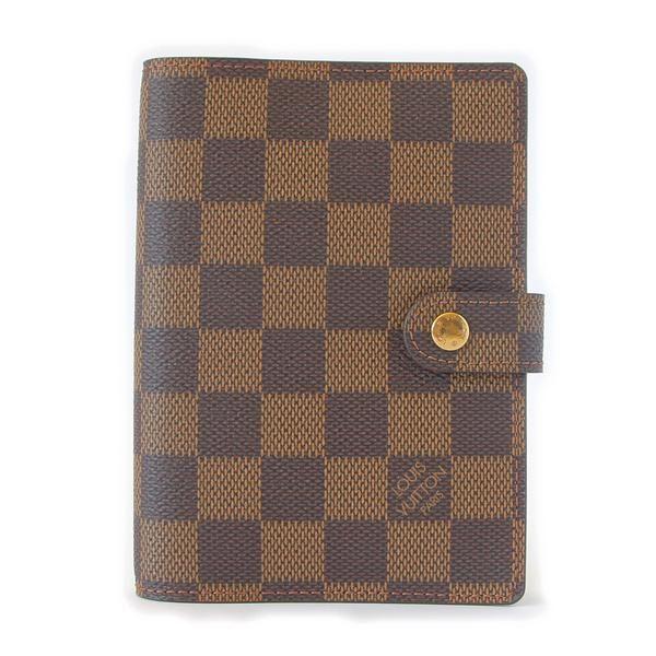 Louis Vuitton Damier Ebene Agenda PM Diary Case