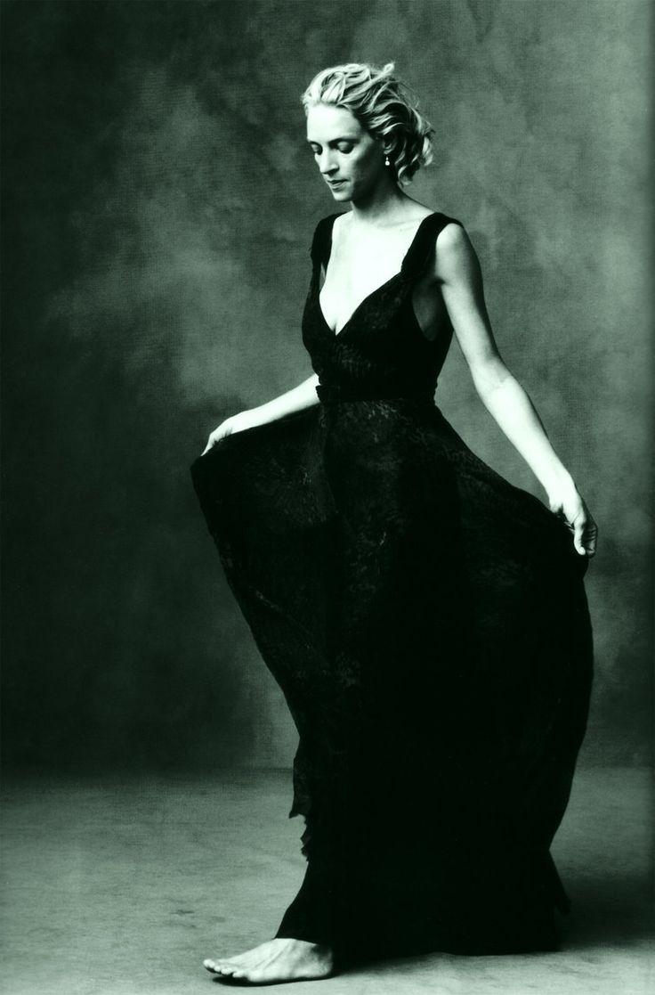 Uma Thurman by Annie Leibovitz, 2005