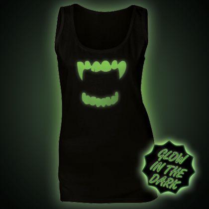 Glow in the Dark Women's Tops & Vests - Glow Clothing