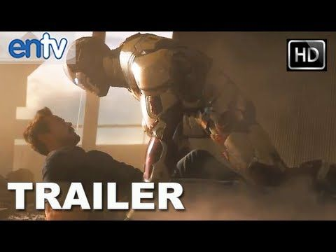 Iron Man 3 - Official Trailer #1 [HD]: