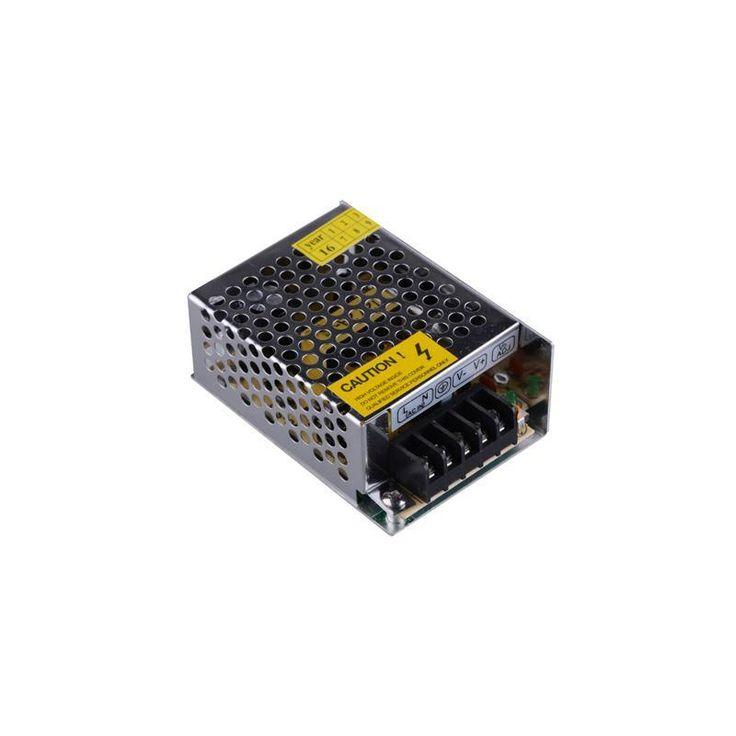 ΤΑΙΝΙΕΣ LED : ΤΡΟΦΟΔΟΤΙΚΟ 12V DC 15W IP20 N.147-70502