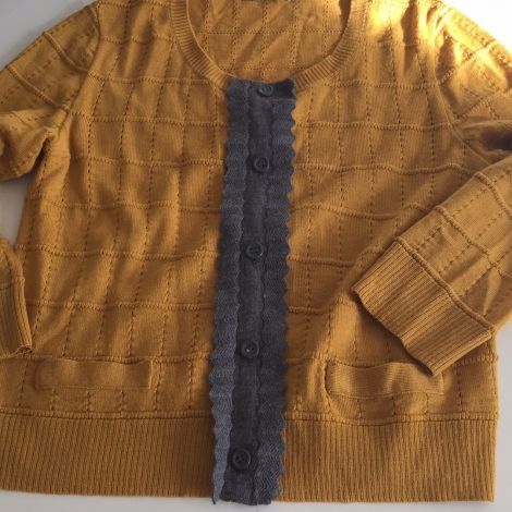 Gilet, cardigan SEE BY CHLOE Moutarde