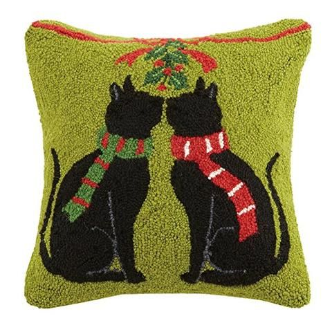 A Cat Christmas - Cat Lover Gifts - Pillows Stockings – For the ...