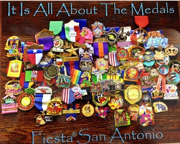 327 best images about San Antonio Fiesta Posters Medals