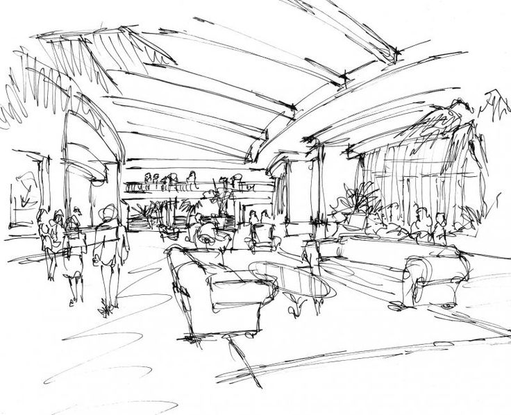 36 best Quick Sketches images on Pinterest Architecture Sketch