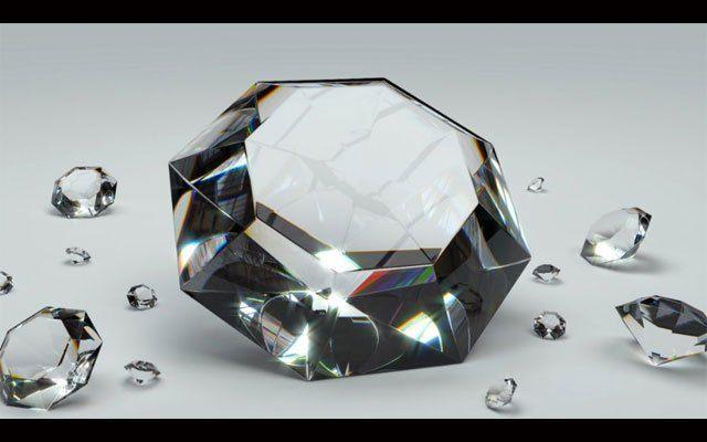 Was für eine Batterie: Britische Forscher haben einen künstlichen Diamanten entwickelt, der dank radioaktiver Strahlung über mehrere Tausend Jahre lang Strom produziert. Für ihre Superbatterie nutz…