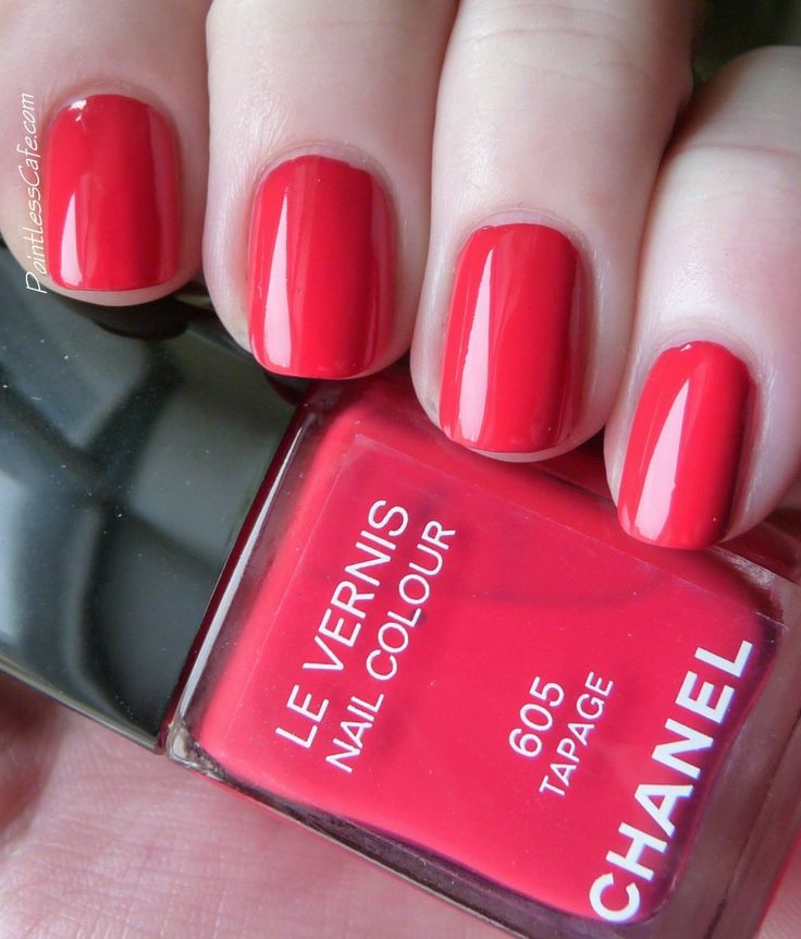 206 best Chanel Nail Polish images on Pinterest | Chanel nails ...