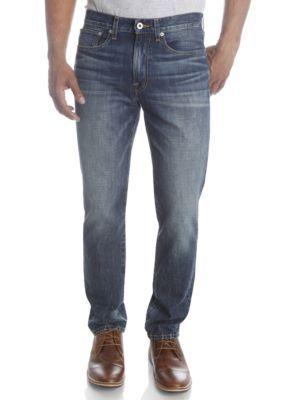 Lucky Brand Kingsburg Blue 121 Heritage Slim Jeans