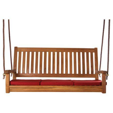 Swing Cushion in Maroon (Set of 3)