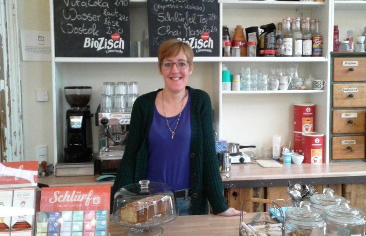 Maike Steuer hat 2016 in Leipzig das interkulturelle Familiencafé homeLE eröffnet. Bei uns erzählt sie im Interview wie es zur Gründung ihres Cafés kam.