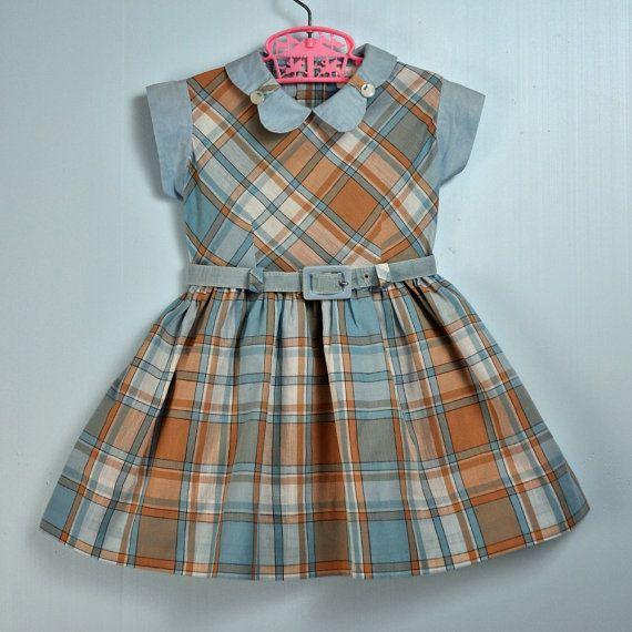 vintage schoolgirl dress