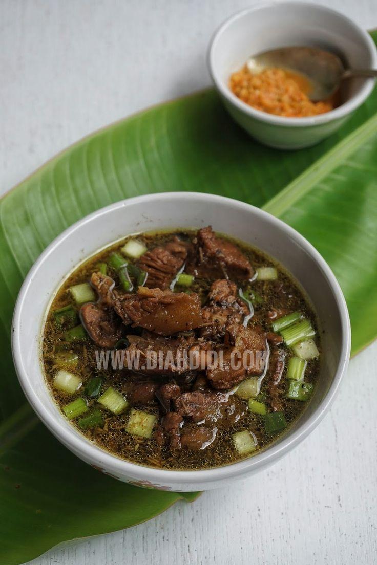 Diah Didi's Kitchen: Nasi Grombyang Khas Pemalang