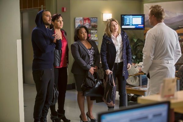 'Grey's Anatomy' Recap: Callie's Team Reports for Miracle Duty