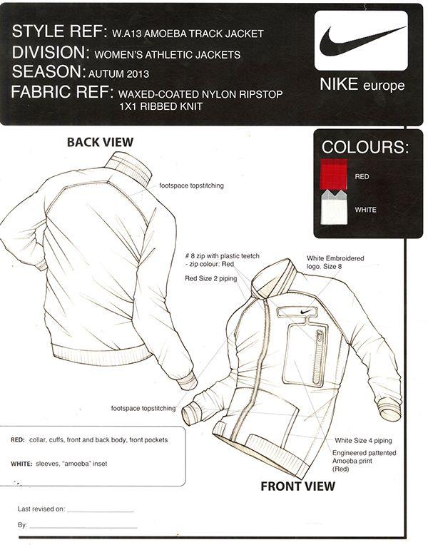 Nike Europe: Tech Pack on Behance