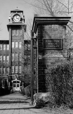 History   Hamilton University