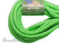 Шнур Паракорд 550, зеленый неон (#PARA1628)
