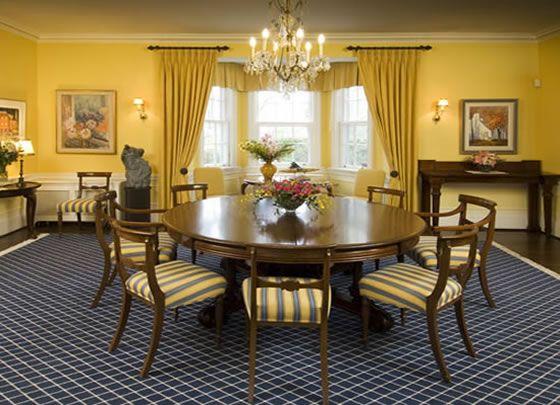 Yellow Dining Room Lighting Ideas Part 53
