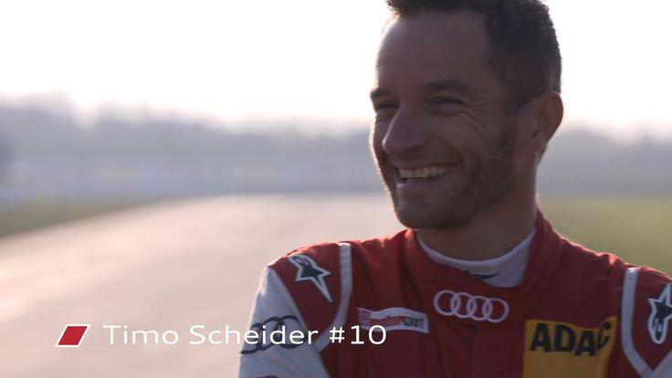 60 Seconds of Audi Sport 11/2015 – Timo Scheider