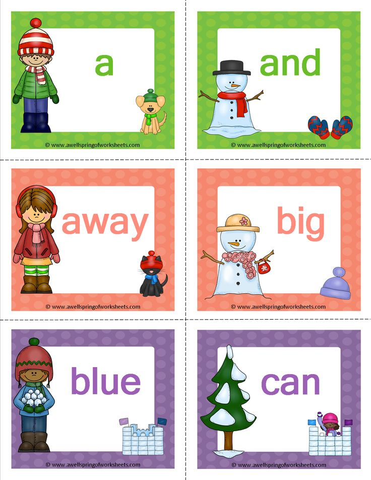 4th grade sight words flash cards pdf