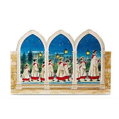 Choirboys Die-cut Cards