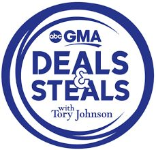 January 11, 2018  This tracker shows the deals and steals that were listed on this week's GMA Deals and Steals. The links go to the appropriate Amazon page, where available. You will find that some of the sales are often lowered by Amazon during the week.
