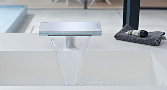 Smart-Bathroom: Digitale Armaturen und was sie alles können