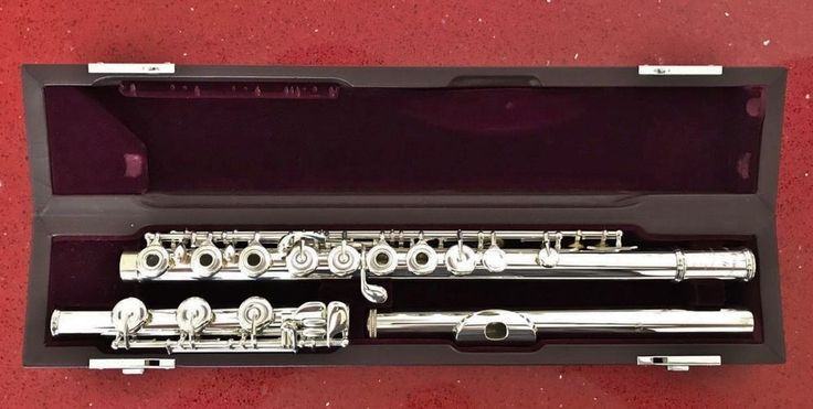 Muramatsu flutes stand in a class of their own and are some of the most sought-after flutes in the world. The sound is rich and lush and allows a wide range of tonal colour. It features solid silver head, body, tube and keys with Muramatsu's high precision drawn tone holes which allows quick response, sharp staccato and beautiful legato. | eBay!