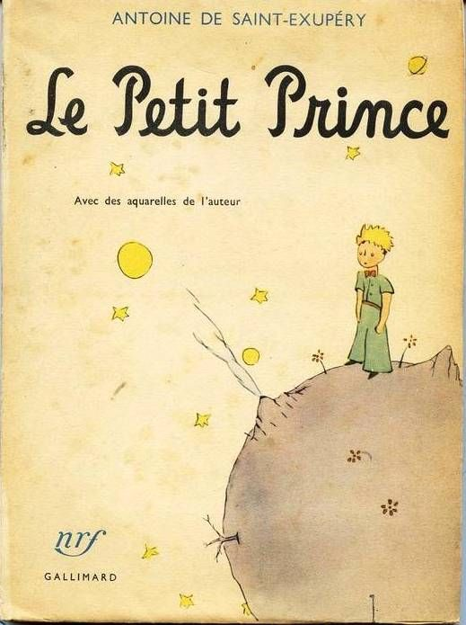 "The Little Prince (French: Le Petit Prince)   ""Grownups never understand anything by themselves, and it is tiresome for children to be always and forever explaining things to them"" (p.8)."