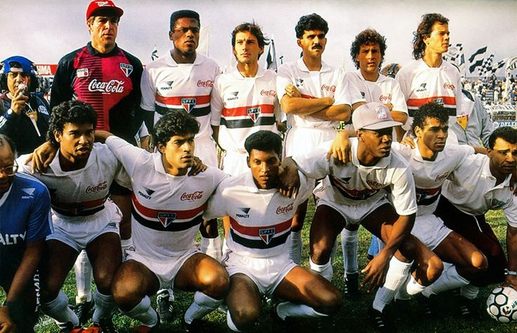 hoje faz 23 anos (9 de Junho de 1991) que o São Paulo conquistou o Tricampeonato Brasileiro