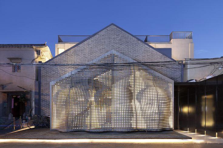 The MaoHaus / AntiStatics Architecture