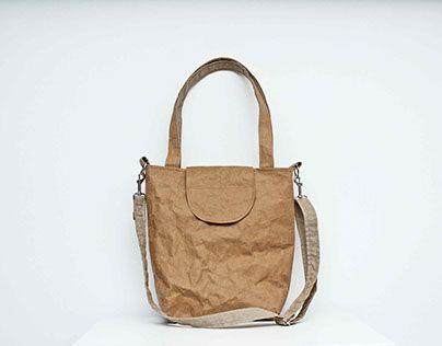 """Check out new work on my @Behance portfolio: """"Papierowa torba skóra wegańska! Paper bag"""" http://be.net/gallery/47589725/Papierowa-torba-skora-weganska-Paper-bag"""