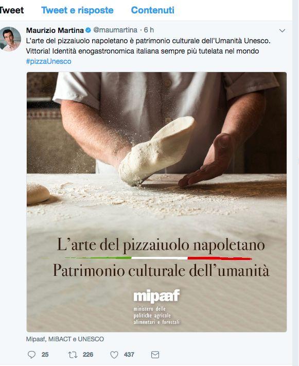Larte della pizza è Patrimonio dellUmanità. E Napoli esulta: pizza gratis per tutti