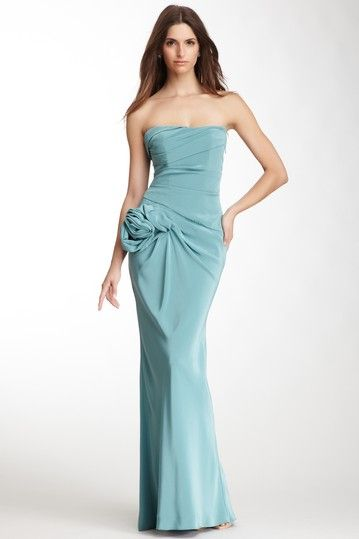 A.B.S. by Allen Schwartz Bustier Gown on HauteLook