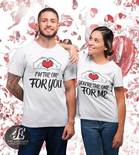 Valentine husband and Wife Custom Couples husband wife Valentine gift Shirt Valentine day gift Shirt Custom Valentine husband