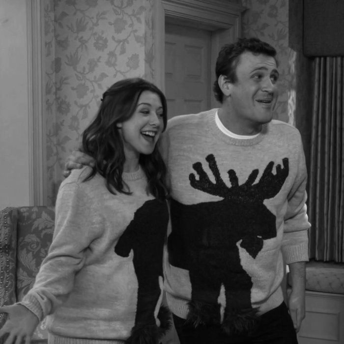 Love Marshall and lily.