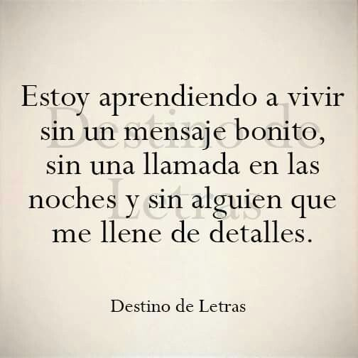 No dependere de nadie!...