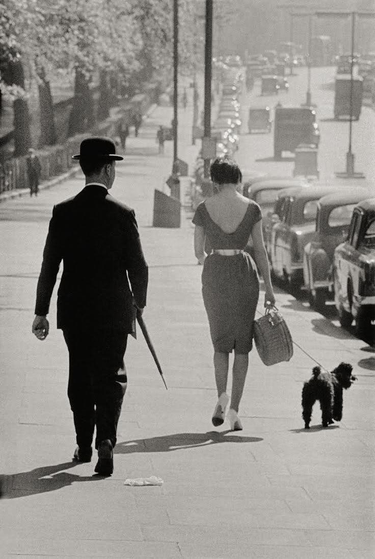 Frank Horvat, 1959, London