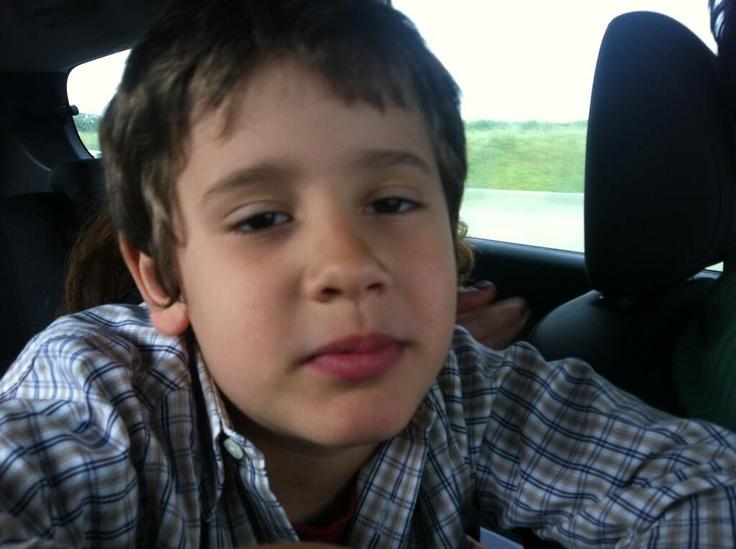 #scattalafaccia del bimbo di Paola #duckface