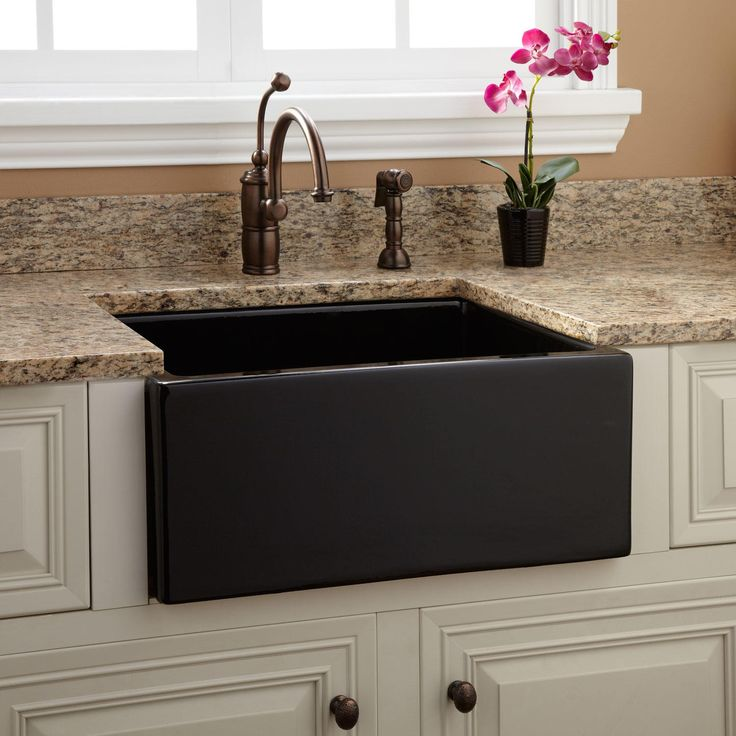 black farmhouse kitchen sink best 25 black farmhouse sink ideas on country 4668