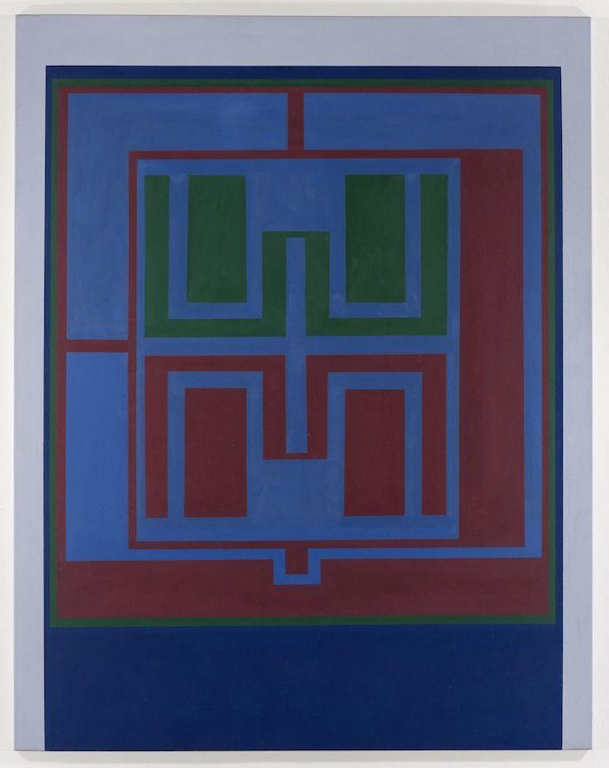 Robyn Denny, 'Off Side', 1961.