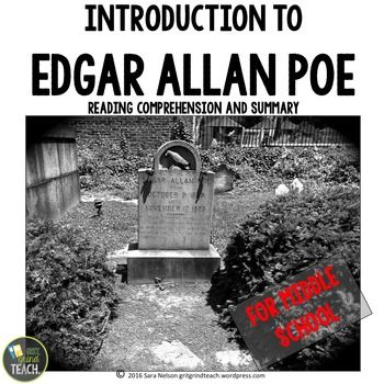 a summary of the life and works of edgar allan poe Edgar allan poe (/ p oʊ / born edgar poe january 19, 1809 - october 7, 1849) was an american writer, editor, and literary critic poe is best known for his poetry and short s.